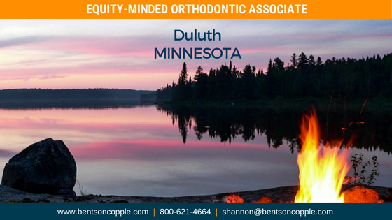 Equity-minded Orthodontic Associate, Duluth