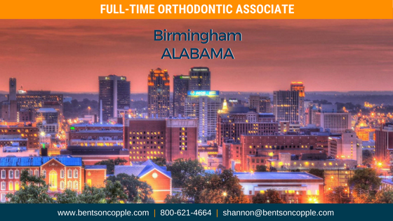 Full-time Orthodontic Associate, Birmingham