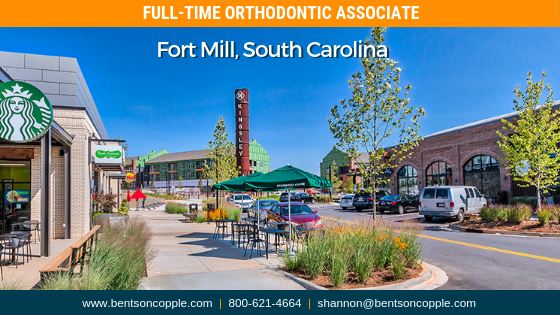 Full-time Orthodontic Associate_SC