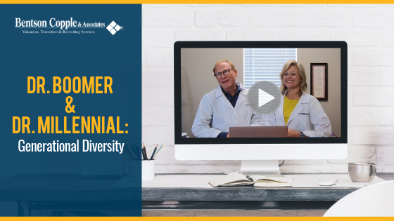 New Video Series Dr. Boomer & Dr. Millenniall