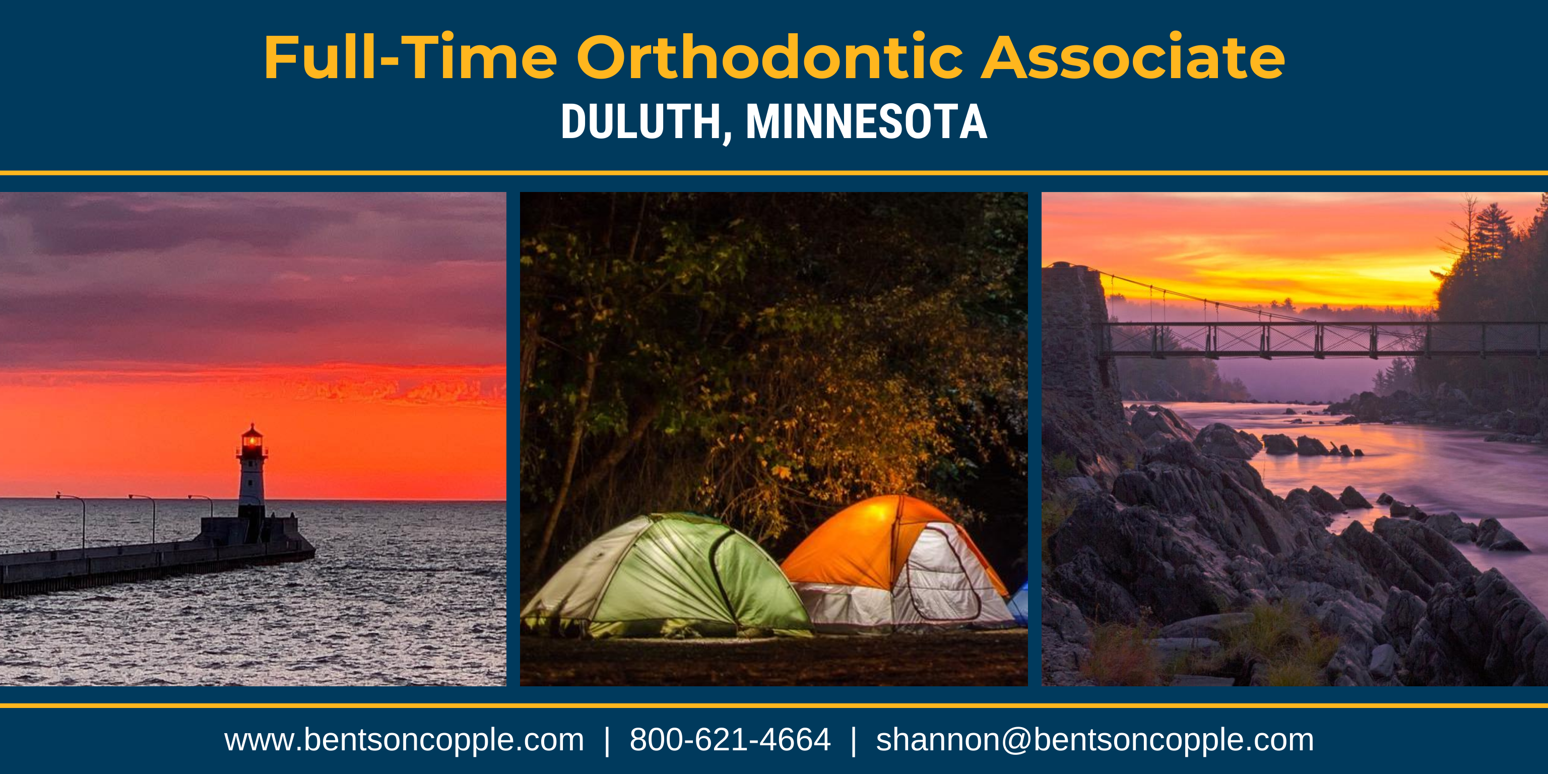 Full-Time Orthodontic Associate - Duluth, Minnesota Blog