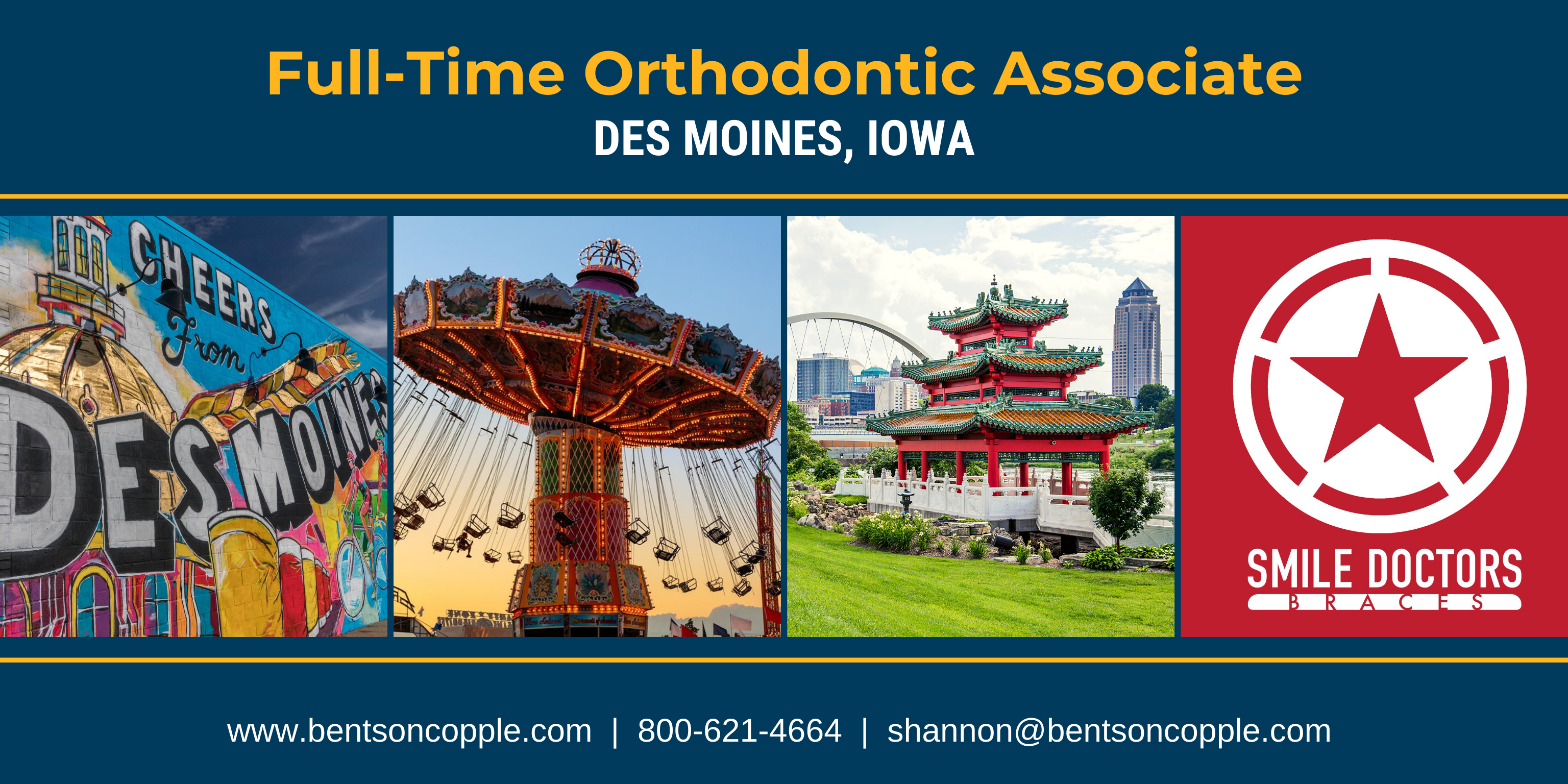 Full-Time Orthodontic Associate Needed in Duluth, Minnesota