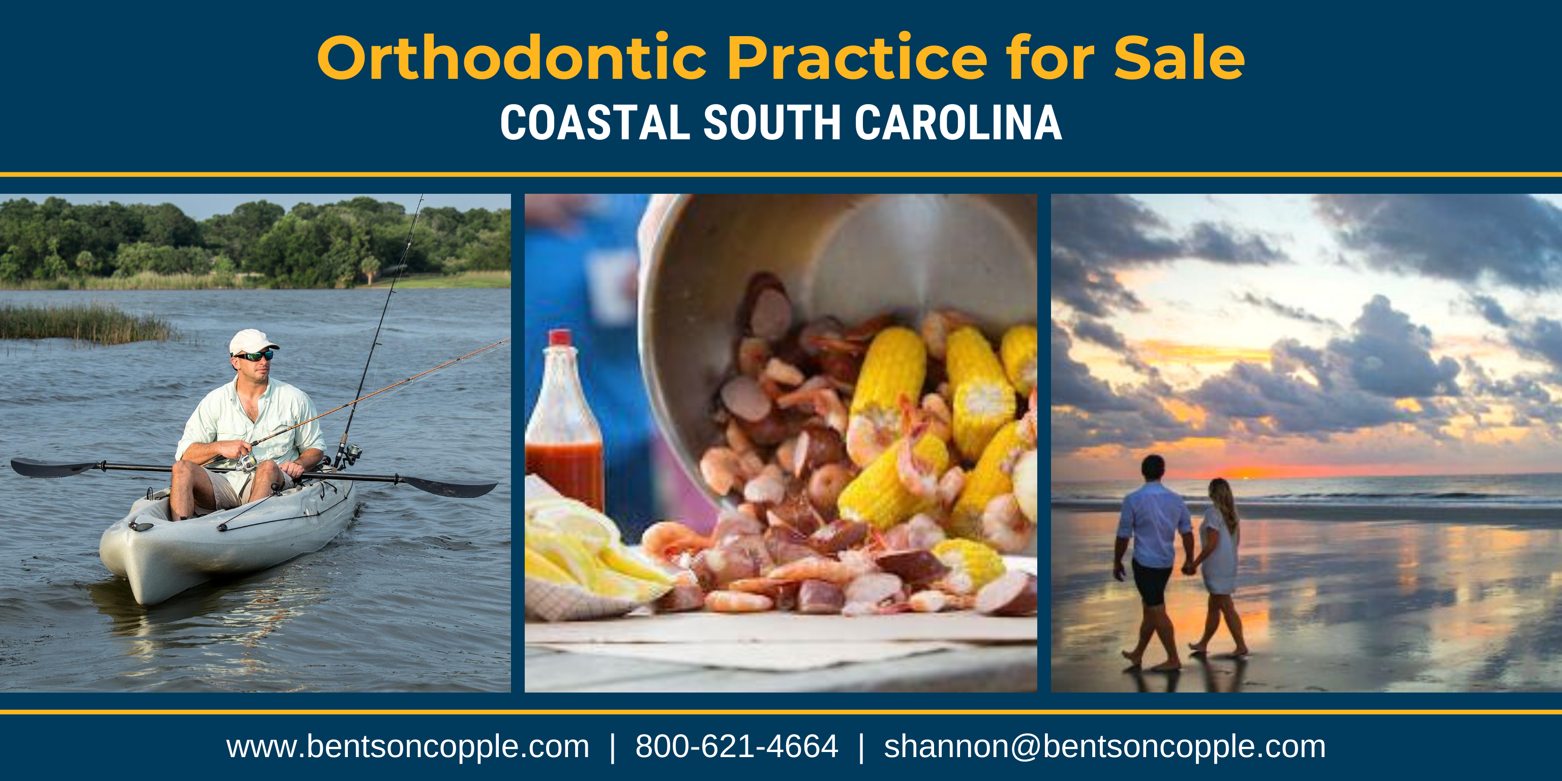 Orthodontic Practice for Sale - Coastal South Carolina