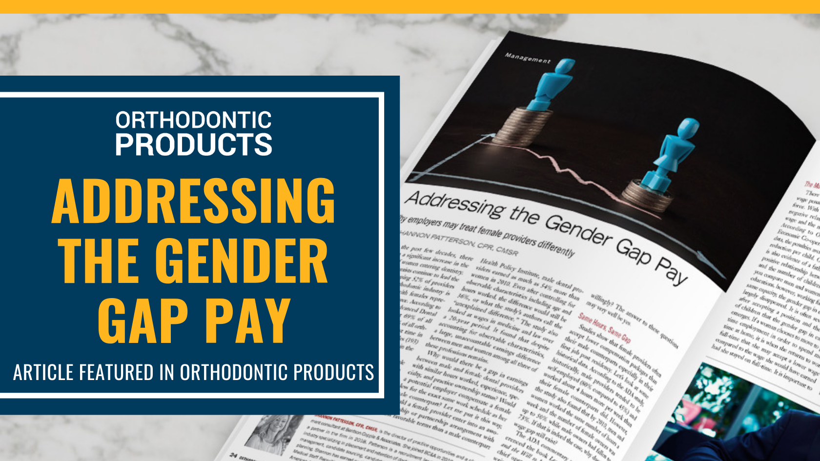 Addressing Dental Gap Pay Written By Shannon Patterson